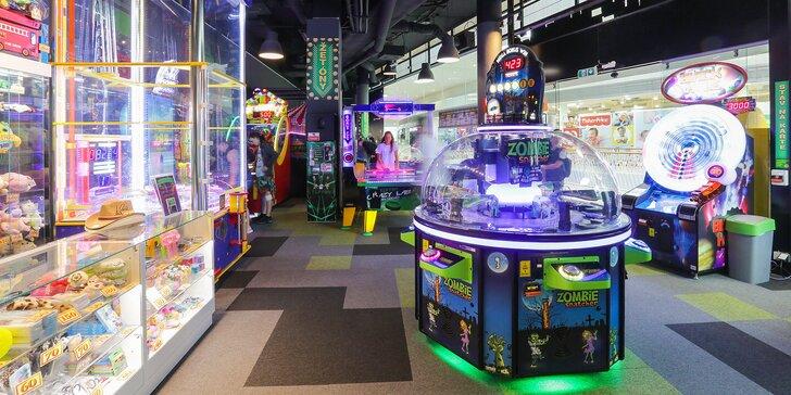 Nekonečná zábava v TOP FUN Bory Mall s hodnotnými cenami
