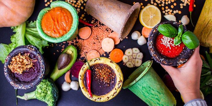 Soupculture – polievka podľa výberu podávaná v jedlom chlebovom poháriku