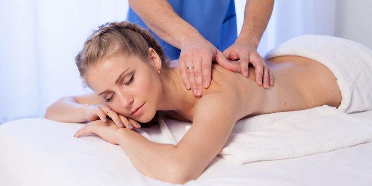 Získajte zdravie, pohodu a uvoľnenie s až 6 druhmi blahodarných masáží