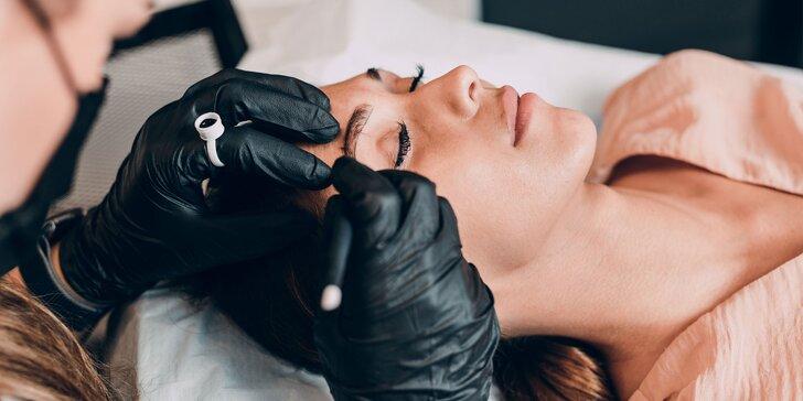 Permanentný make up obočia-3D Microblading alebo Microblading s tieňovaním