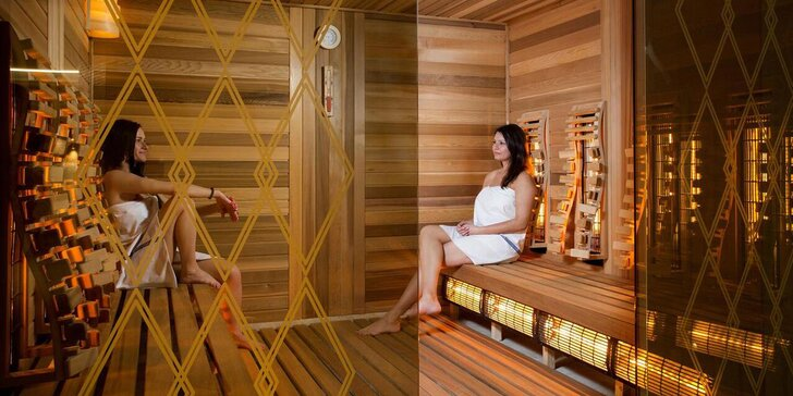 Dokonalý relax vo Wellness Terra Reuche aj s možnosťou masáže + večera v Hoteli KULTÚRA***