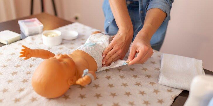 6-dňový PREZENČNÝ alebo ONLINE KURZ predpôrodnej prípravy s certifikovanými zdravotnými sestrami