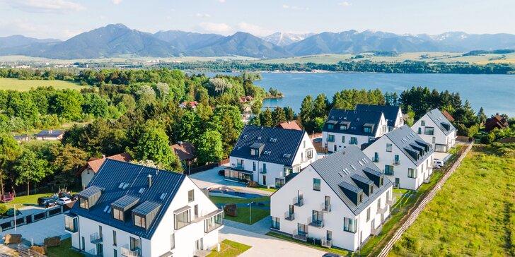 Nový rezort MALADINOVO s rodinnými apartmánmi, wellness, pivnými kúpeľmi a špičkovou reštauráciou BERNARD