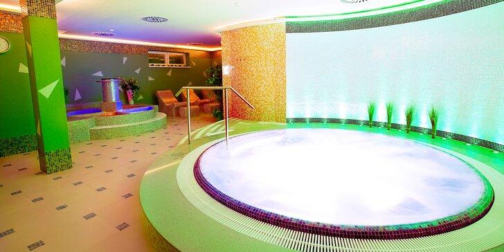 Wellness pobyt v Jasnej v Hoteli Poľovník*** s moderným a veľkým saunovým svetom