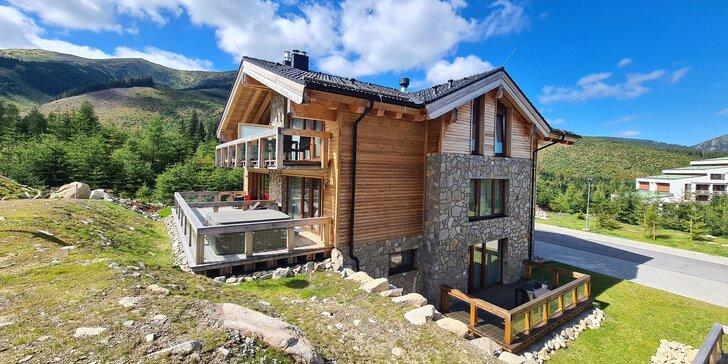 Pobyt v modernom apartmáne neďaleko Jasnej: plne vybavená kuchyňa, výhľad na hory a atrakcie v okolí
