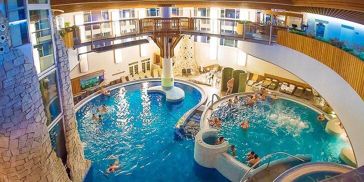 Báječná dovolenka v Maďarsku: 4* hotel neďaleko Balatonu, wellness a polpenzia