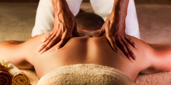Rôzne druhy masáží od certifikovaného fyzioterapeuta s 30-ročnou praxou