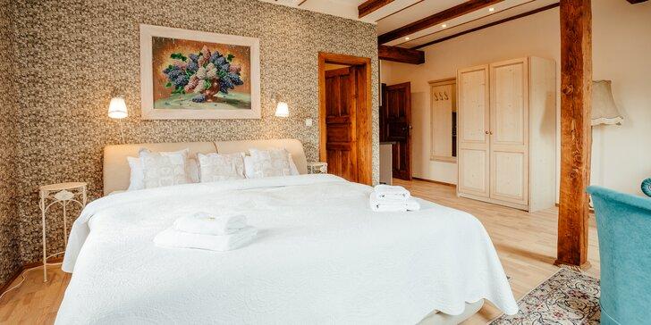 Výnimočný pobyt priamo v centre Banskej Štiavnice v hoteli Barcadam