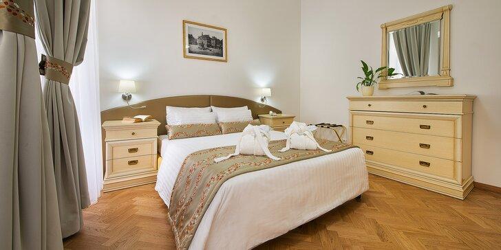 Luxusný pobyt v apartmáne v centre Prahy: bohaté raňajky i welcome drink