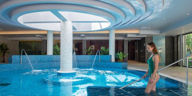 Wellness pobyt s bohatým balíčkom v novozrekonštruovanom hoteli SunGarden pri Balatone