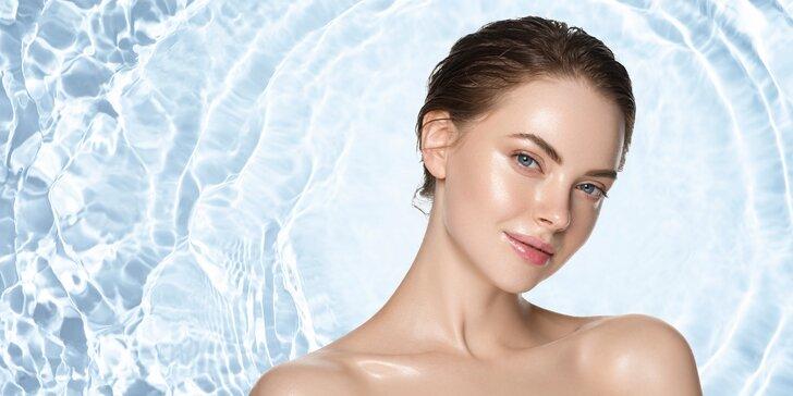 Rôzne kozmetické ošetrenia - hydratačné, liftingové alebo aj akné ošetrenie pleti Skin Scrubberom a Ozónom