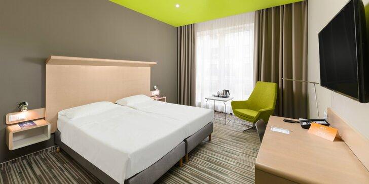 Pobyt v Park Inn**** Budapešť: komfortné ubytovanie a bohaté švédske stoly