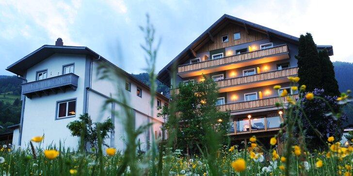 Na dovolenku do Korutánska: 4* hotel s polpenziou a neobmedzeným wellness