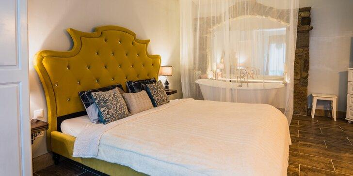 Štýlový apartmán v centre historickej Banskej Štiavnice: moderný dizajn, plne vybavená kuchyňa a kúpeľňa, pet friendly