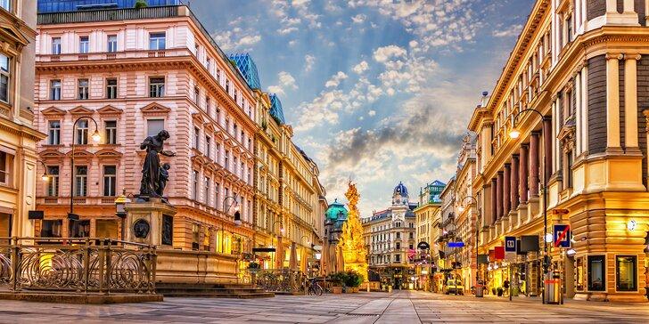 Pobyt v elegantnom 4* hoteli v srdci Viedne: raňajky, blízkosť radnice a rezidencie Hofburg
