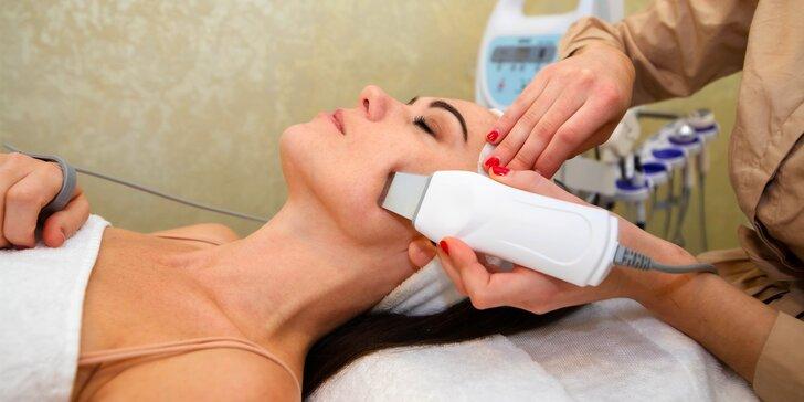 Doprajte si hĺbkové čistenie, masáž tváre, dekoltu a šije či kompletné kozmetické ošetrenie