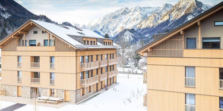 Zimná dovolenka v Rakúsku: moderné apartmány s kuchyňou až pre 8 osôb a wellness