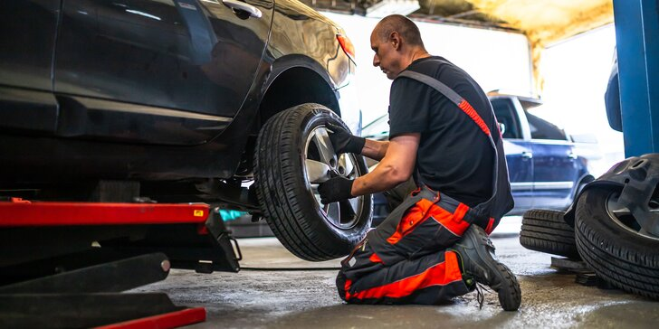 Pripravte sa na zimu: Kompletné prezutie pneumatík aj s vyvážením