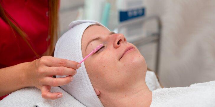 Laminácia obočia alebo Lash lifting & Botox mihalníc v Dolly beauty