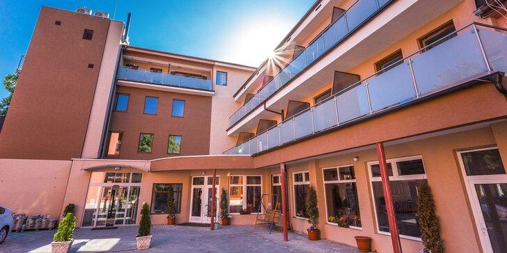Romantický pobyt v Piešťanoch s privátnym wellness a možnosťou masáže v Hoteli Vila Anne Mary ***