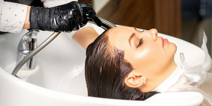 Balayage alebo Ombré pre dámy a strih či úprava brady pre pánov v B&M Beauty