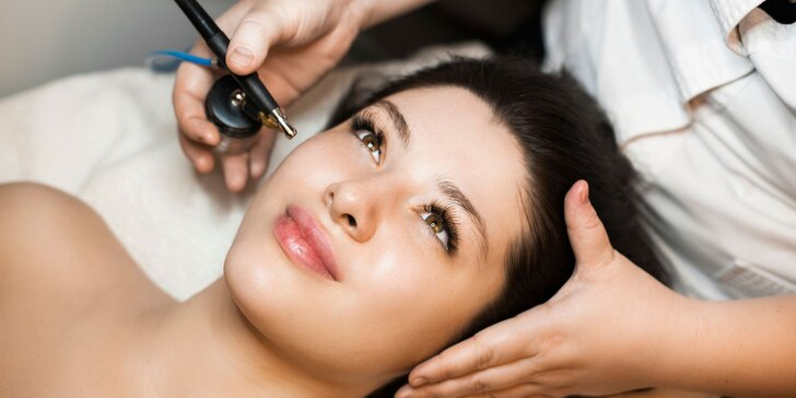 Kozmetické ošetrenie pleti kyslíkom-proti akné, Anti age a hydratačné ošetrenie