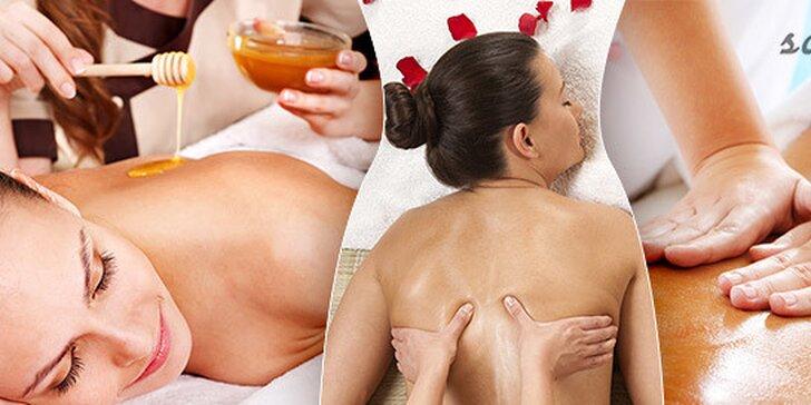 MASÁŽ podľa vlastného výberu (40 min) alebo masáž (40 min) a rašelinový zábal (20 min)