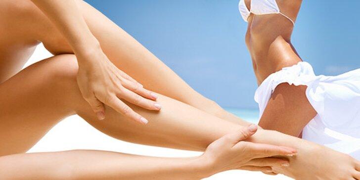 Odstránenie chĺpkov na vybranej časti tela najnovšou metódou E-light, ktorú môžete vykonávať aj na opálenú pokožku! Zamatovo hladká pokožka už toto leto! So zľavou až 67 %!