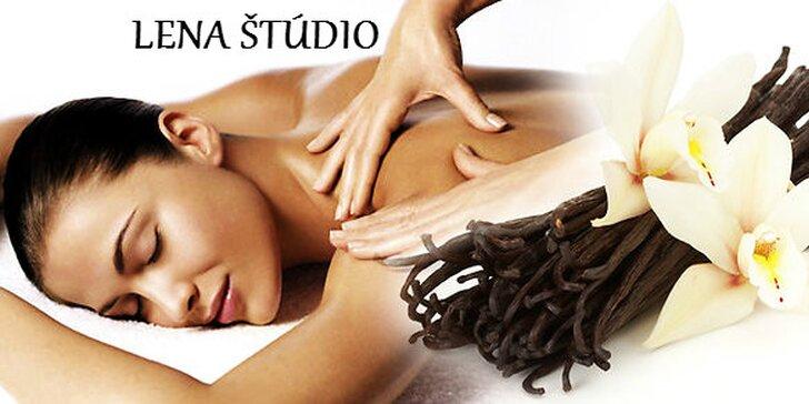Pohlaďte telo a myseľ! Uvoľňujúca a relaxačná masáž pod rukami masérky-fyzioterapeutky