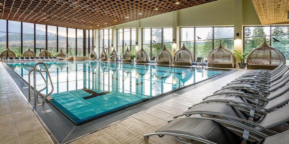 Luxusný wellness pobyt v Hoteli Pieris Podbanské!