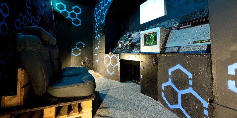 SPACE SHIP! Nová escape room v centre mesta