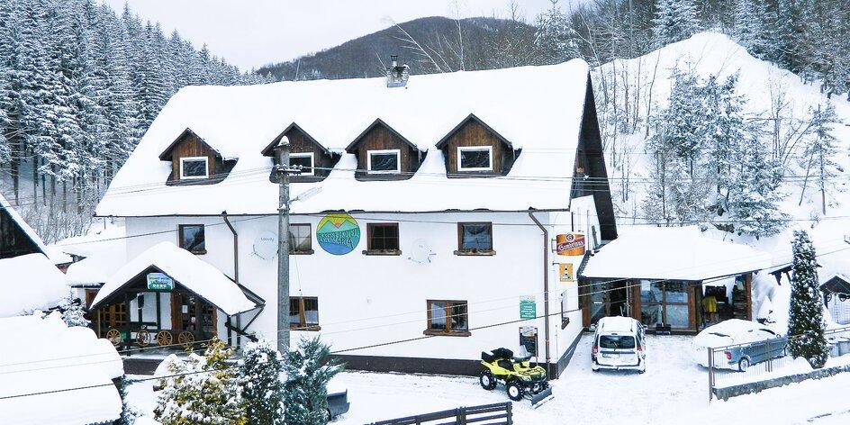 Rodinná dovolenka v horskom hoteli Eva Mária