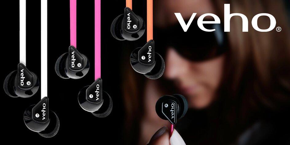 Slúchadlá Veho 360 ° Z-1: číra radosť zo zvuku