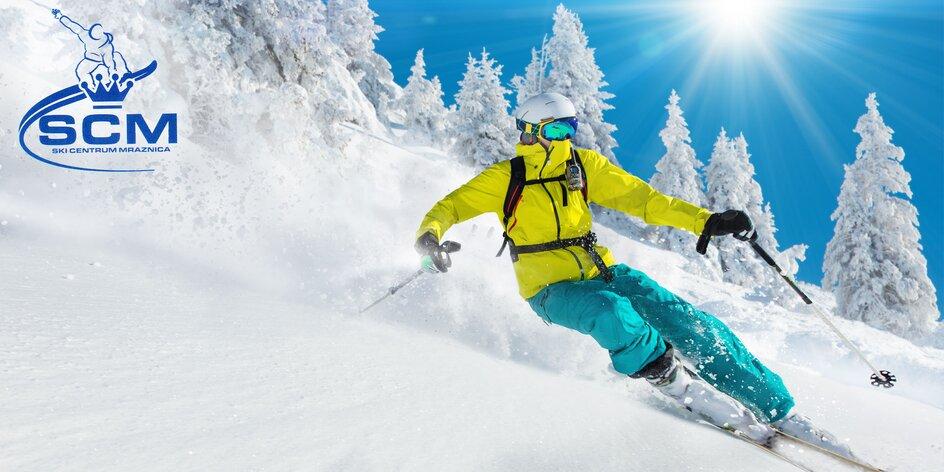 Celodenný skipas do lyžiarskeho strediska SKI Centrum Mraznica Hnilčík