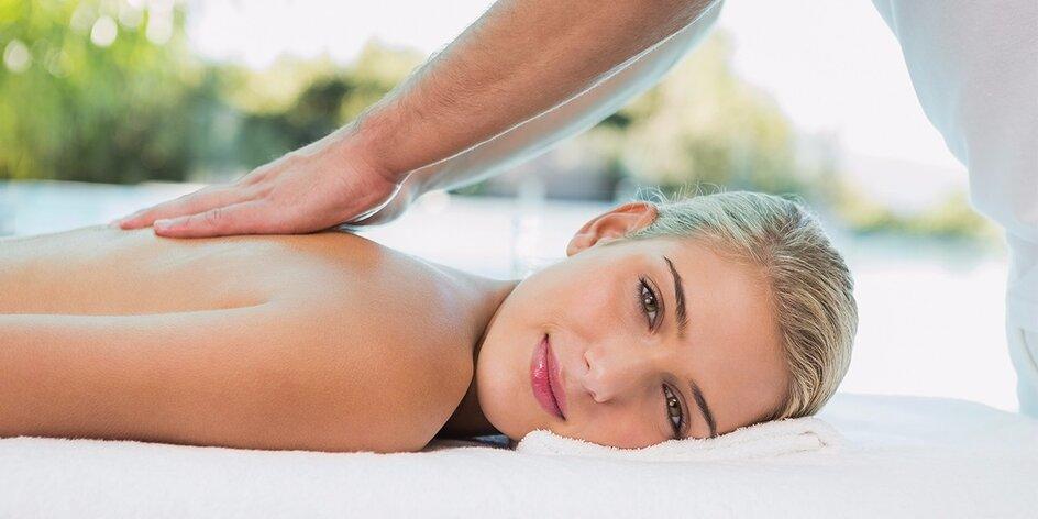 Zdravotná masáž s aloe vera zábalom alebo magnetoterapiou