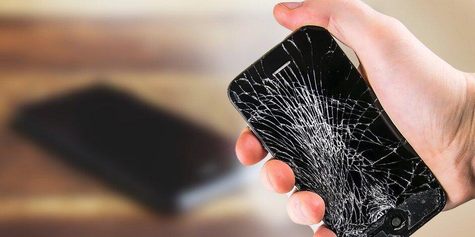 Výmena predného skla pre iPhone alebo Samsung