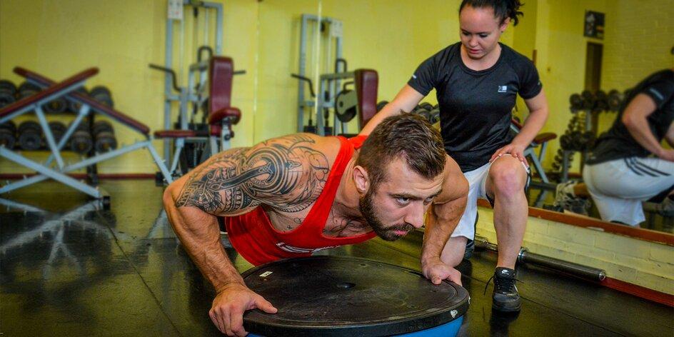 Tréningy s osobnou trénerkou a konzultáciou