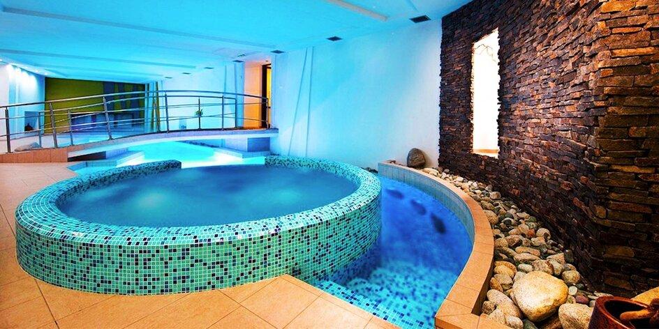 Wellness pobyt v Hoteli Hills**** Vysoké Tatry + vstup do AquaCity Poprad