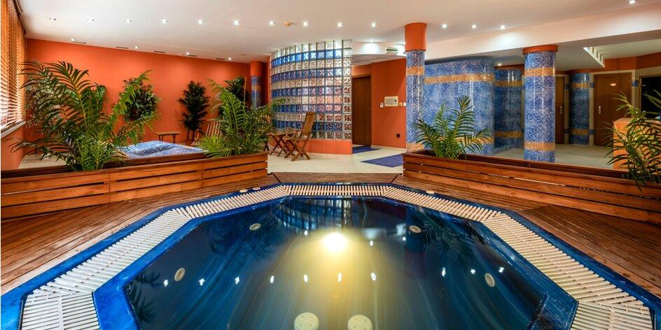 Wellness pobyt v penzióne Fontána*** v Bešeňovej so zľavou do Aquaparku