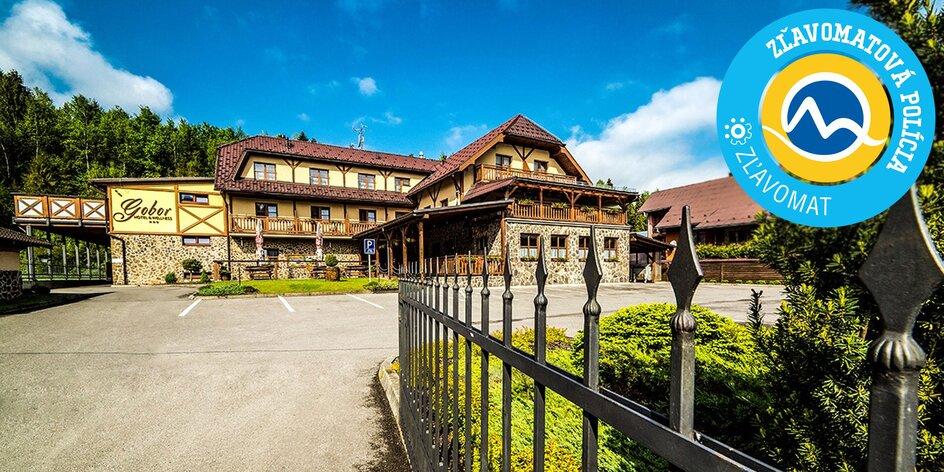 Leto s rodinou vo Wellness Hoteli Gobor*** v Západných Tatrách