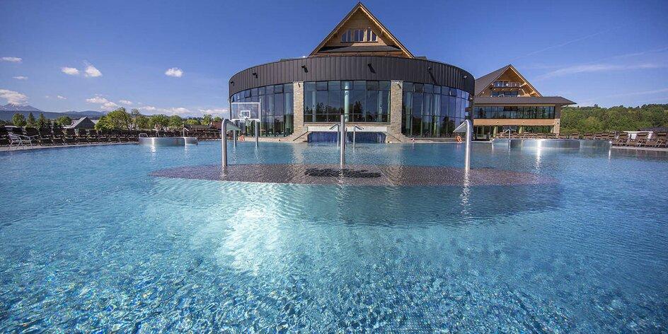 Oravská dovolenka v Hoteli Limba so zľavami do aquaparkov