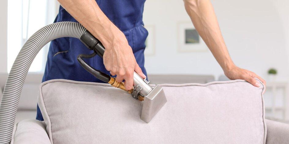 Tepovanie kobercov a sedačiek