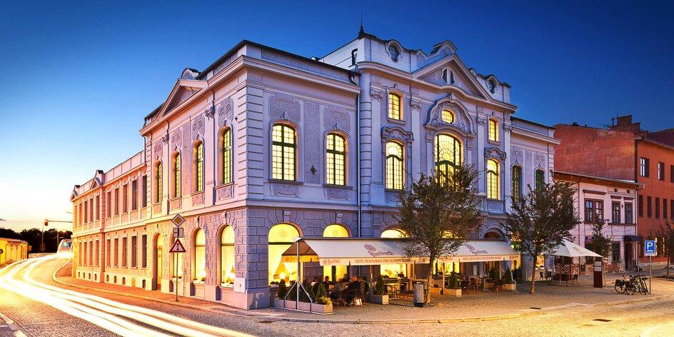 Romantická noc vo dvojici v Bohumíne s pivným kúpeľom