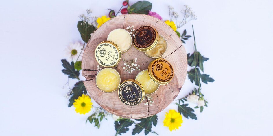 Kozmetika slovenskej značky Alexír