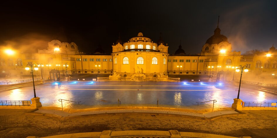 Pobyt v Park Inn**** Budapešť + kúpele Széchenyi