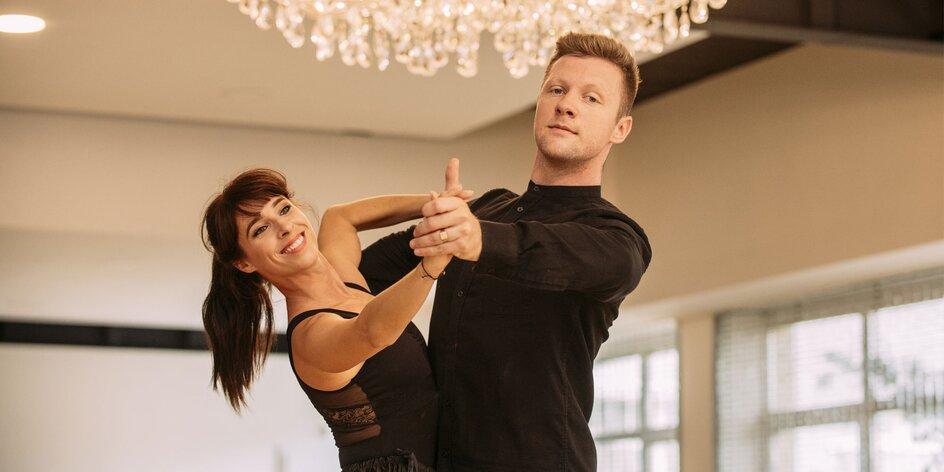 Tanečné kurzy pre páry alebo individuálne tance
