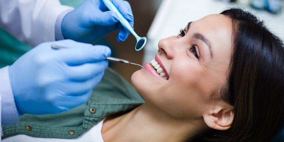 Dentálna hygiena, bielenie zubov či implantologická konzultácia