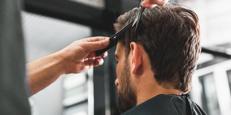 Pánsky alebo juniorský strih u barbera
