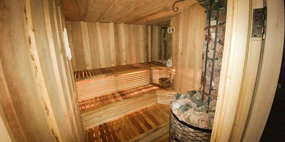 Privátny vstup do Ruskej sauny