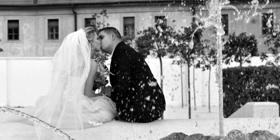 Profesionálne svadobné fotografovanie